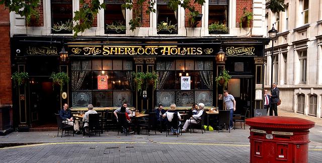 restaurant uk london